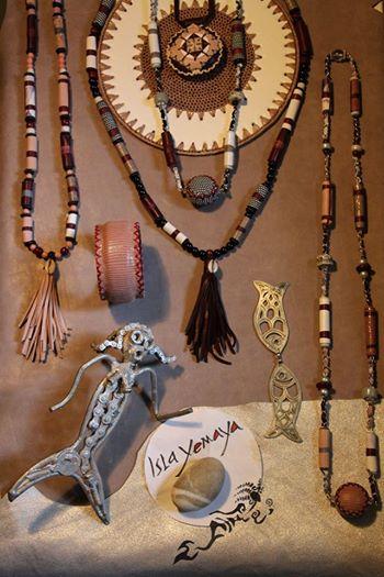 Création de Isla Yemaya collection TARGUIA